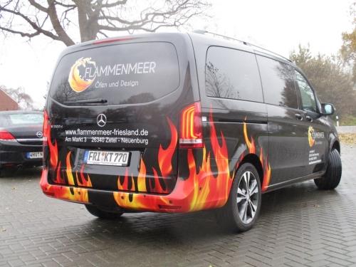 Fahrzeugbeschriftung | SE-Werbung